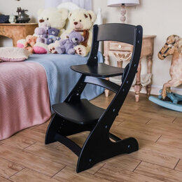 """Стульчики для кормления - Растущий стул для детей от фабрики """"Друг Кузя"""", 0"""