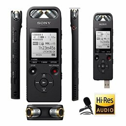 Диктофоны - Профессиональный диктофон Sony ICD-SX2000, 0