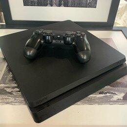 Игровые приставки - Игровая приставка Sony PlayStation 4 Slim 1 ТБ, 0