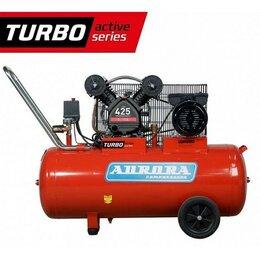 Воздушные компрессоры - Компрессор Aurora cyclon-100 turbo, 0