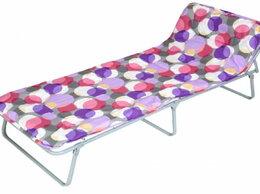 Диваны и кушетки - Раскладная кровать Юниор детская (мягкая), 0