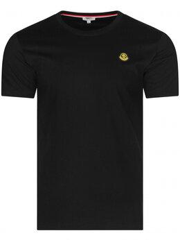 Футболки и майки - Классическая мужская футболка Moncler, 0