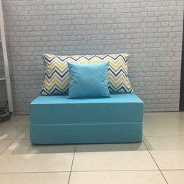 Диваны и кушетки - Бескаркасное кресло-кровать Лазурь, 0