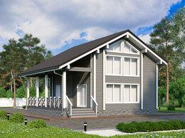 Готовые строения - Дом из клееного бруса 150 м2, 0