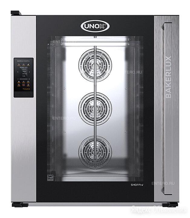 Печь конвекционная UNOX XEFT-10EU-ETRV без сливного отверстия по цене 325180₽ - Жарочные и пекарские шкафы, фото 0