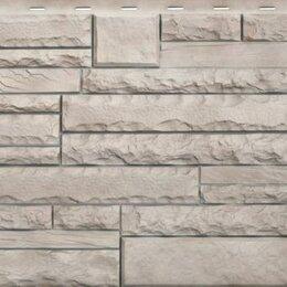 Фасадные панели - Фасадные панели Альта-Профиль коллекция Скалистый камень Алтай, 0
