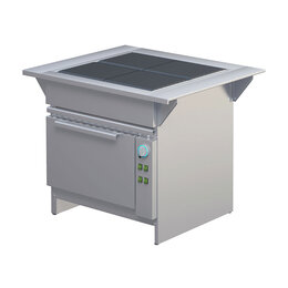 Промышленные плиты - Плита электрическая ATESY ЭПШЧ 9-4-18Э, 0