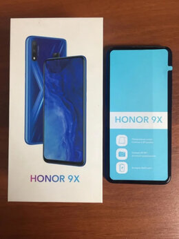 Мобильные телефоны - Смартфон Honor 9X (STK-LX1) 4/128Gb, 0