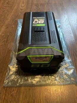 Аккумуляторы и зарядные устройства - Аккумулятор GreenWorks 80V, 4Ah, 0