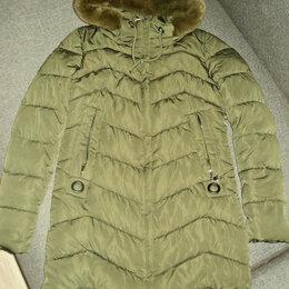 Пальто и плащи - Зимнее пальто на 10-11 лет (152-158), 0