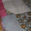 Лоскутное одеяло (покрывало) по цене 7000₽ - Пледы и покрывала, фото 1