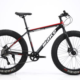 Велосипеды - Новый алюминиевый фэтбайк Make GTR 4.0, 0