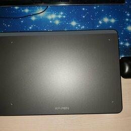 Графические планшеты - Графический планшет XP-Pen Deco 01 V2, 0