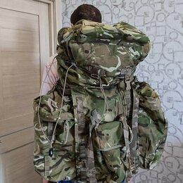 Рюкзаки - Рюкзак армии Великобритании и два кармана комплект 120 литров камуфляж MTP, 0
