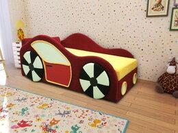 Диваны и кушетки - Диван детский Машинка (левый), 0