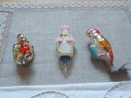 Другое - елочные игрушки СССР из набора айболит каталог, 0