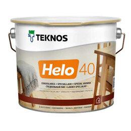 Лаки - Лак полиуретановый TEKNOS Хело 40 полуглянцевый…, 0