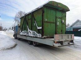 Курьеры и грузоперевозки - услуги по перевозке не габаритных грузов, 0