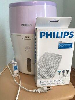 Очистители и увлажнители воздуха - Увлажнитель Philips HU4802 + фильтры и…, 0