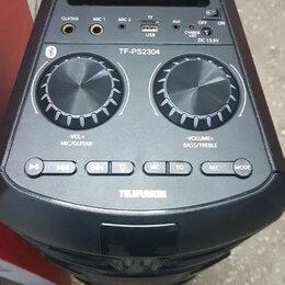 Портативная акустика - Колонка Telefunken (AUX/MP3/USB/Bluetooth), 0
