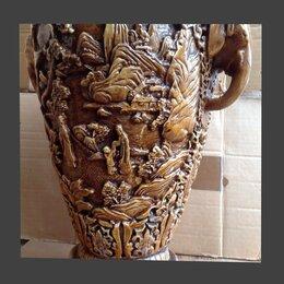 Интерьер - Старый Китай Старинная ваза, 0
