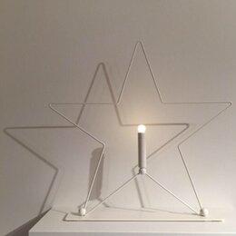 Новогодний декор и аксессуары - Украшение светодиодное Строла Икеа, 0