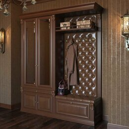 Дизайн, изготовление и реставрация товаров - Мебель для прихожих, 0