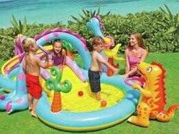 Спортивные игры и игрушки - Водный надувной игровой центр intex 57135 …, 0