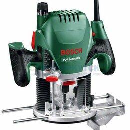 Фрезеры - Вертикальная фрезерная машина Bosch POF 1400 ACE (060326C820), 0