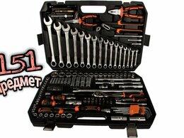 Наборы инструментов и оснастки - Новый набор инструментов 151 предмет Gigant GAS151, 0