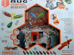 Игровые наборы и фигурки - Игровой трек с 2 нано жуками Hex bug Nano, 0