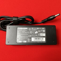 Блоки питания - 002732 Блок питания для ноутбуков Toshiba 19V 3.95A 5.5x2.5 TA751505525z, 0