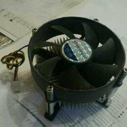 Кулеры и системы охлаждения - Кулер Spiriter lag 775 socket стандартный простой, на шурупах., 0