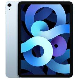 Планшеты - iPad Air (2020) Wi-Fi 64 Blue - Новый, 0