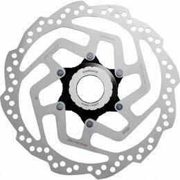 Тормоза - Тормозной диск SHIMANO RT10 160mm C.Lock, 0
