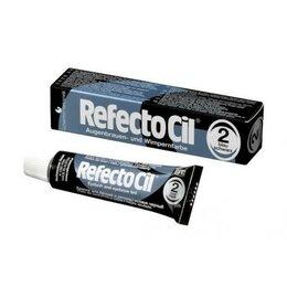 Для бровей - Краска для бровей (иссиня-черная) №2, Refectocil, 15 мл., 0