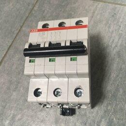 Защитная автоматика - Выключатель автоматический трехполюсный 25А С S203 (S203 C25), 0