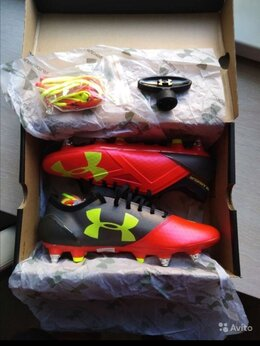 Обувь для спорта - Under Armour Spotlight Hybrid SG PRO новые,…, 0