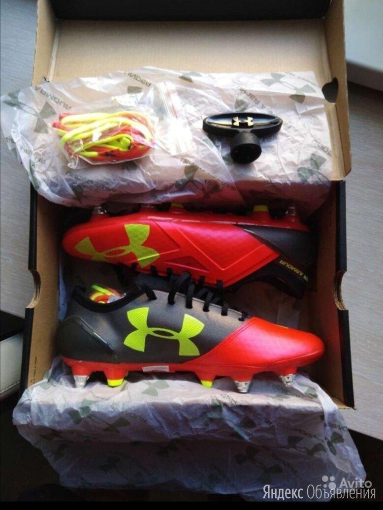 Under Armour Spotlight Hybrid SG PRO новые, размер 38.5 по цене 3000₽ - Обувь для спорта, фото 0