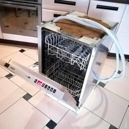 Посудомоечные машины - Встраиваемая посудомойка Bosch SRV55, 0