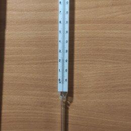 Метеостанции, термометры, барометры - Термометр ту 25-2021.010-89 тт, 0