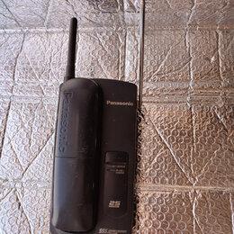 Радиотелефоны - Радио телефон стационарный Panasonic, 0