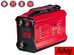 Сварочные аппараты - Сварочный инвертор Fubag IQ 160 38830, 0