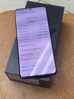 Мобильные телефоны - Смартфон Samsung S20 plus , 0