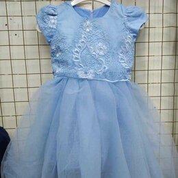 Платья и сарафаны - Платье праздничное на 4,5 лет новое, 0