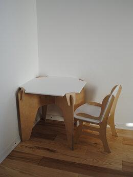 Столы и столики - Стол и стульчик для детей, 0