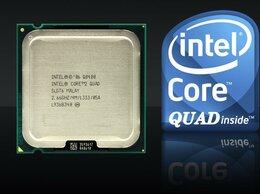Процессоры (CPU) - Процессор intel Core 2 Quad Q8400, s775, обмен, 0