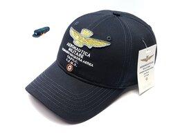 Головные уборы - Бейсболка кепка Aeronautica Military , 0