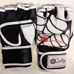 Перчатки для единоборств - Перчатки ММА Indigo, 0
