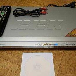 DVD и Blu-ray плееры - DVD домашний кинотеатр BBK DV524SI c Караоке, 0